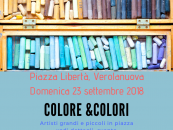 COLORE & COLORI- ARTISTI GRANDI E PICCOLI IN PIAZZA